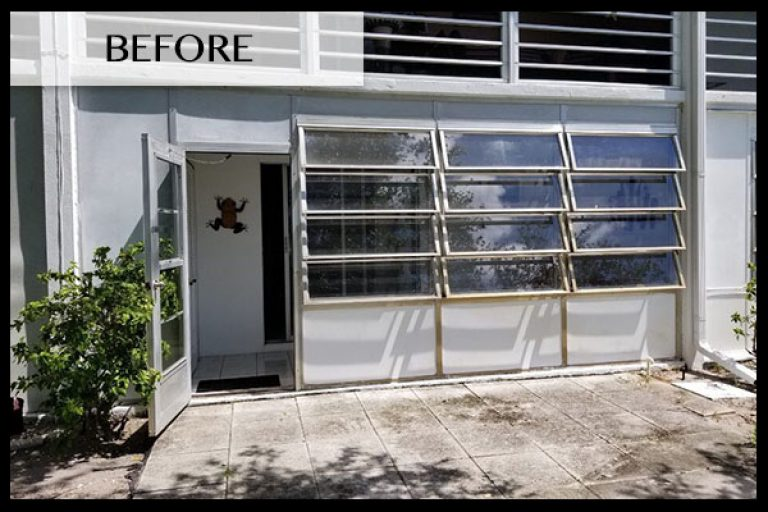 impact windows before after boca