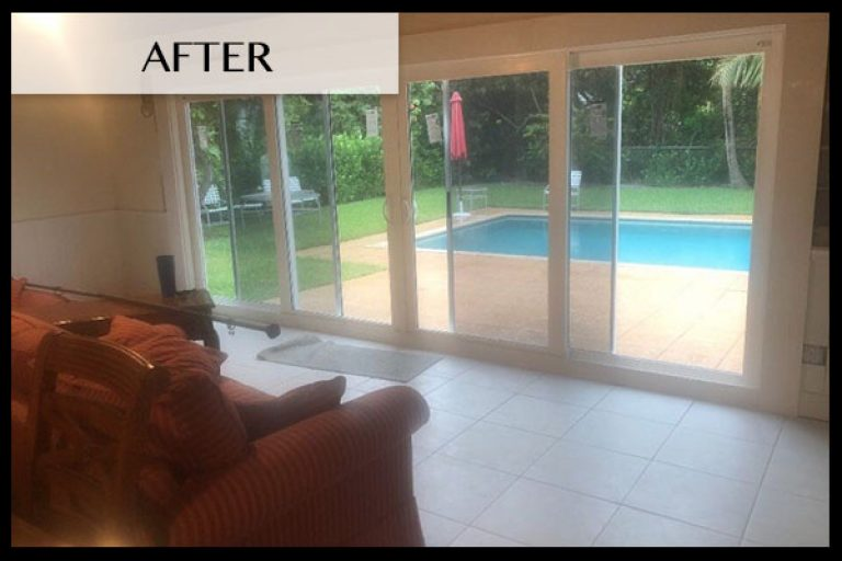 impact windows before after lake worth 2